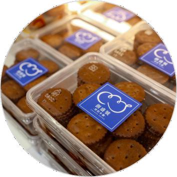 手工餅乾禮盒專區